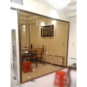 آینه-دکوراتیو-طرح-آجری-نامنظم