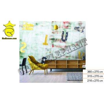 پوستر برجسته شاین فروشگاه رادیس
