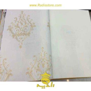17018-17019-داماسک-سفید
